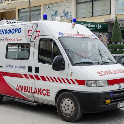 Four Migrants Killed In Police Chase In Northern Greece