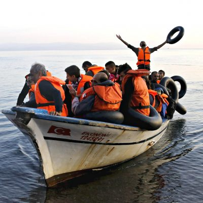 Syrian Explains Why Refugees Prefer Greece As Gateway To Europe