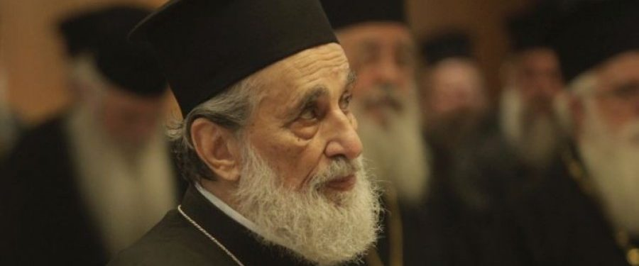 Bishop Prokopios, 78, Found Drowned In The Sea Area Of Thasos